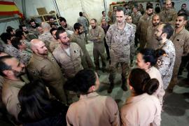 El gesto desafortunado con Irak del avión del Rey