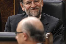 El Congreso convalida las primeras medidas de Rajoy