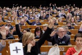 El Parlamento europeo reconoce a Guaidó como presidente interino de Venezuela