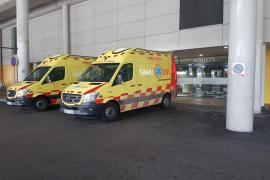 Denuncian la «grave falta de ambulancias» por la noche en Palma
