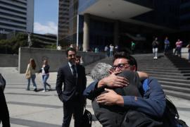 Liberados los tres periodistas de Efe que estaban detenidos en Venezuela