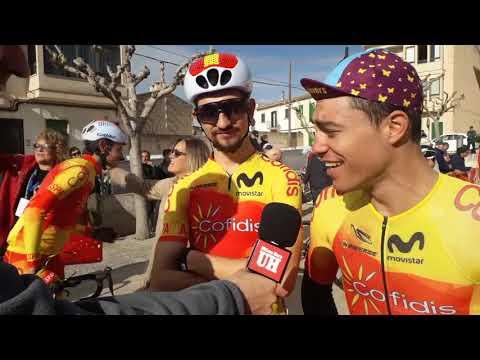Valverde, gran protagonista en el primer acto de la Challenge
