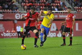 Tensión entre el Real Mallorca y Raíllo