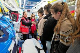 Una veintena de alumnos participa en el Maratón de Seguridad del Paciente