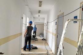 Reforma estructural del Hospital General para evitar un mayor deterioro