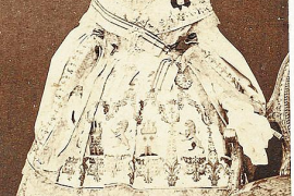 Los bordados mallorquines de Isabel II