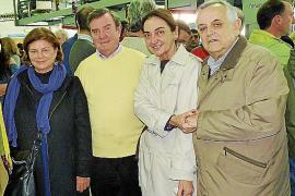 Cóctel de Navidad y Año Nuevo del Grup Serra en Son Valentí
