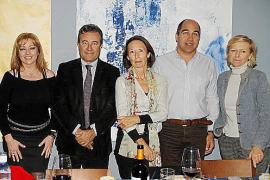 Encuentro del cónsul de Francia con empresarios galos