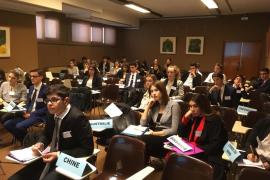 El Liceo Francés de Palma se convierte en la sede de la ONU