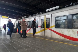 Una caída del sistema informático provoca retrasos en los trenes