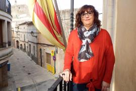 La alcaldesa de Algaida, Maria Antònia Mulet, presenta su precandidatura a la Alcaldía