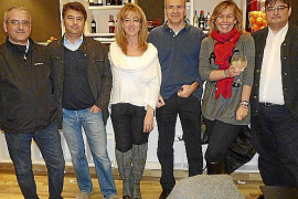 Inauguración del restaurante-bar Indico en Palma