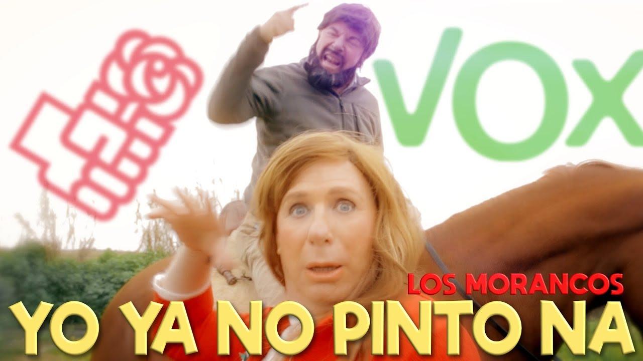 Los Morancos parodian la irrupción de Vox: «Con Abascal os vais a cagar»