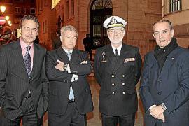 Toma de posesión de José María Rodríguez como delegado del Gobierno