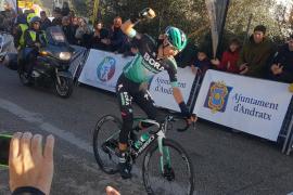 Buchmann gana en solitario en Lloseta