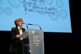 María Luisa Carcedo destaca en Palma la excelencia de la sanidad pública española