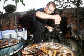 Cocineros privados en Mallorca, un mercado al alza
