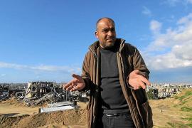 Carles Bover califica de «vergonzosa» la censura de su corto 'Gaza' en Madrid