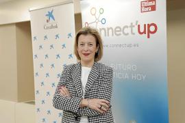 María Cruz Rivera: «Los emprendedores crean riqueza y trabajo»