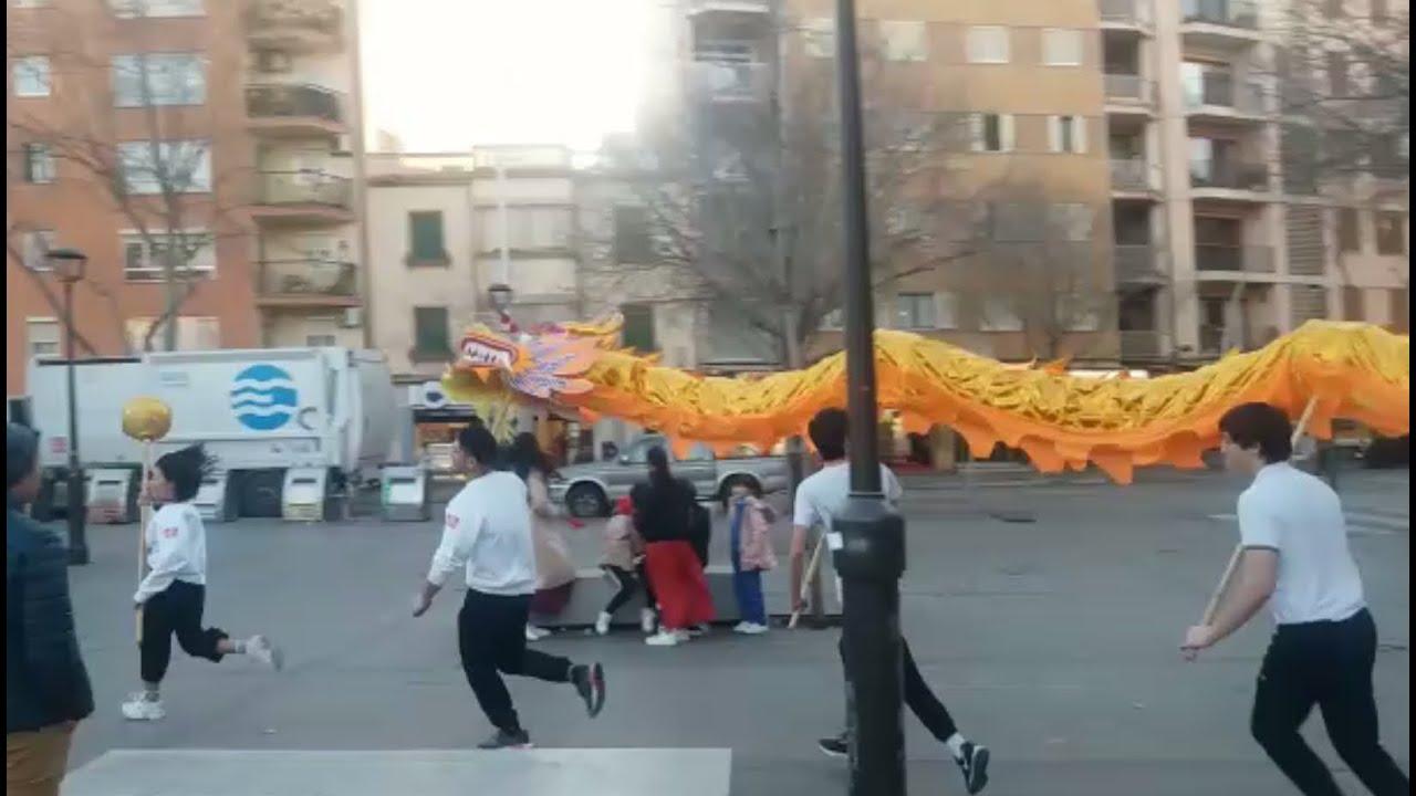 La comunidad china de Mallorca prepara el Año Nuevo