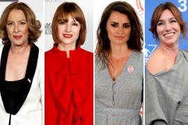Nominadas a Mejor Actriz Protagonista en los Goya 2019