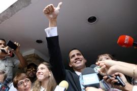 Un general de las Fuerzas Aéreas reconoce a Guaidó como presidente de Venezuela