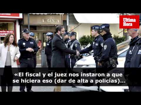 Hila, grabado por un policía en 2017, contó que fue extorsionado por Penalva y Subirán
