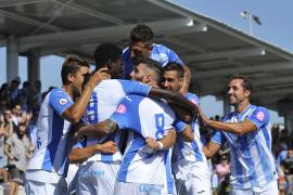 El Atlético Baleares, ante otra maldición