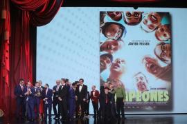 'Campeones', escrita por el ibicenco David Marqués, gana el Goya a mejor película