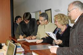 El Ajuntament de sa Pobla alega contra los recortes lingüísticos del Govern