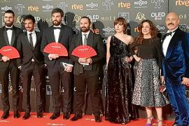 Así vivieron los mallorquines nominados al Goya las horas previas a la gala