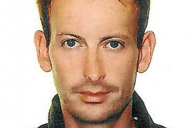 French journalist Gilles Jacquier is seen in this undated picture released by France Televisions
