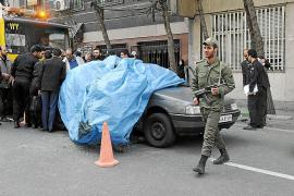 Irán apunta a EEUU e Israel tras la muerte de un científico nuclear en un atentado