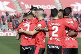El Mallorca optimiza su efectividad y mira hacia arriba