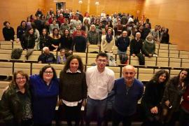 Cladera promete «subvenciones a instalaciones deportivas» en Santa Margalida