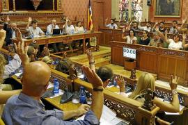 El Consell endurece el control a las subvenciones que reciben los partidos
