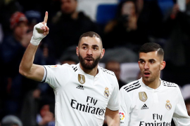El Real Madrid se engancha a la Liga
