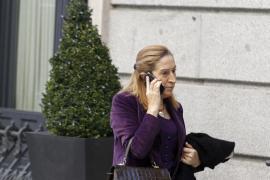 Pastor afirma que AENA no debe venderse  «en el peor momento» de la economía española