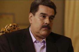 Nicolás Maduro, en 'Salvados': «Solo hay un presidente de Venezuela»