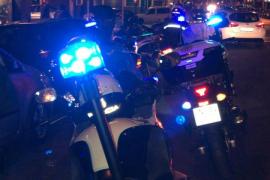 La Policía realiza controles antidroga en La Soledad, Son Gotleu y Serralta