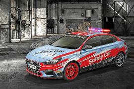 Hyundai desvela el nuevo i30 Fastback N Safety Car