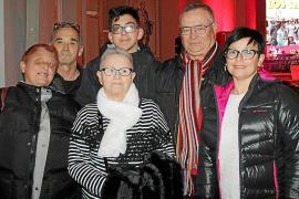 Multitudinaria entrega de los 125 premios de 'Ultima Hora'
