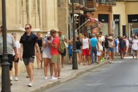 Una app avisará a los cruceristas de los sitios menos congestionados de Palma