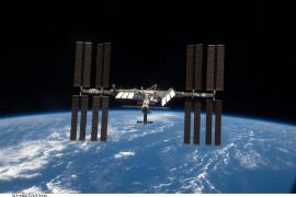Vuelve a estropearse el retrete de la Estación Espacial Internacional
