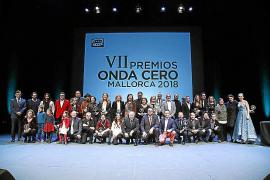 La nueva edición de los Premios Onda Cero Mallorca reconoce el desarrollo social