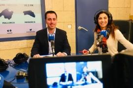 Galmés asegura que el PP ejecutará la mejora de la carretera de Algaida a Llucmajor