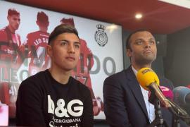 Leo Suárez: «Vine al Mallorca en busca de minutos»