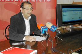 El PSOE denuncia que el Ajuntament recorta un 61% las políticas de promoción de empleo