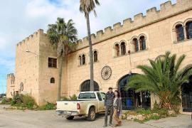El emblemático castillo de Alorda en Algaida se reconvertirá en una bodega