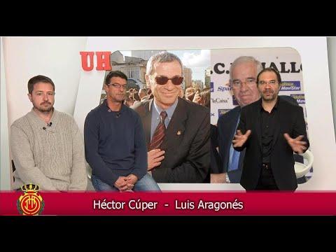 Héctor Cúper o Luis Aragonés ¿Quién ha sido el mejor entrenador del Mallorca?